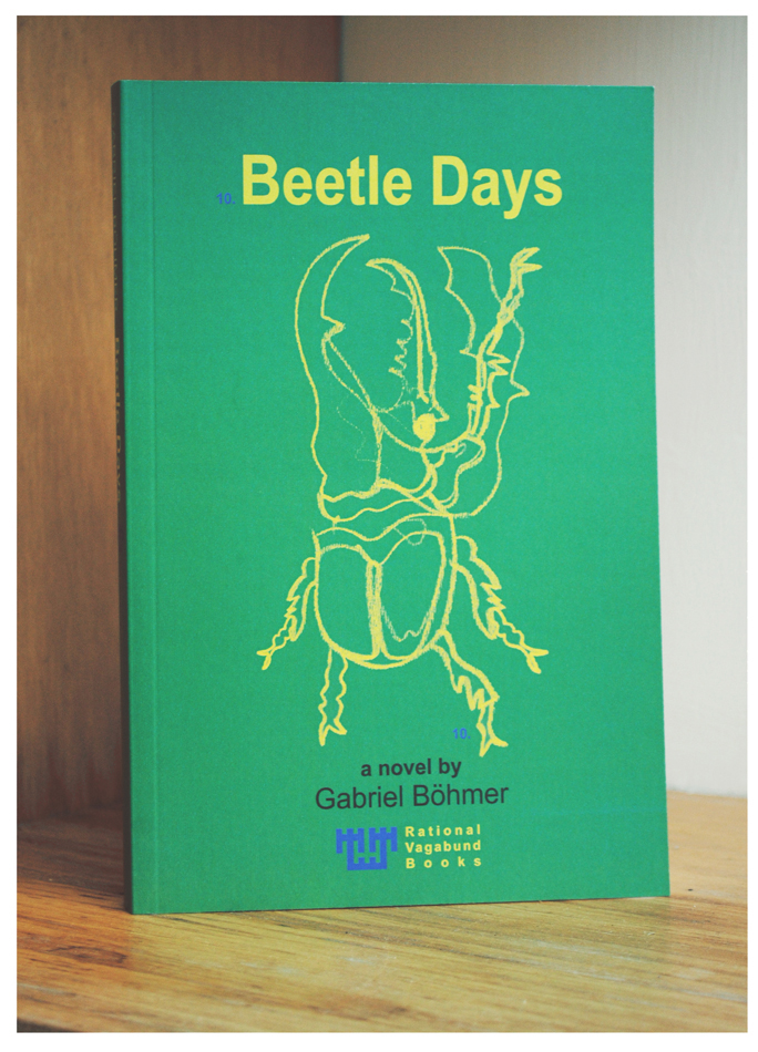 Beetle Days Novel